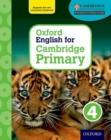 Oxford English for Cambridge Primary Student Book 4 - Book