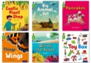 Oxford Reading Tree inFact: Oxford Level 2: Mixed Pack of 6 - Book