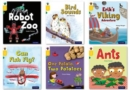 Oxford Reading Tree inFact: Oxford Level 5: Mixed Pack of 6 - Book