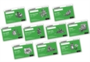 Read Write Inc. Phonics: Black and White Green Set 1 Storybooks Mixed Pack of 10 - Book