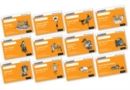 Read Write Inc. Phonics: Black and White Orange Set 4 Storybooks Mixed Pack of 12 - Book