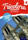 Tricolore Teacher Book 4 - Book