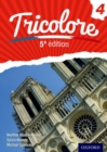 Tricolore Audio CD Pack 4 - Book