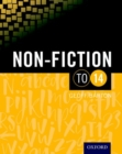 Non-Fiction To 14 Student Book - Book