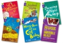 Oxford Reading Tree All Stars: Oxford Level 11: Pack 3a (Pack of 6) - Book