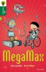 Oxford Reading Tree All Stars: Oxford Level 12: MegaMax - Book