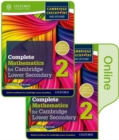 Complete Mathematics for Cambridge Lower Secondary Book 2 : Print and Online Student Book - Book