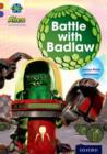 Project X Alien Adventures: Brown Book Band, Oxford Level 11: Battle with Badlaw - Book