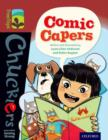 Oxford Reading Tree TreeTops Chucklers: Level 15: Comic Capers - Book