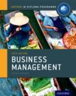 IB Business Management Course Book: Oxford IB Diploma Programme - Book
