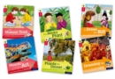 Oxford Reading Tree Explore with Biff, Chip and Kipper: Oxford Level 4: Mixed Pack of 6 - Book