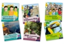 Oxford Reading Tree Explore with Biff, Chip and Kipper: Oxford Level 5: Mixed Pack of 6 - Book