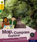 Oxford Reading Tree Explore with Biff, Chip and Kipper: Oxford Level 5: Map, Compass, Explore! - Book