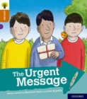 Oxford Reading Tree Explore with Biff, Chip and Kipper: Oxford Level 8: The Urgent Message - Book