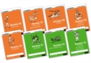Read Write Inc. Fresh Start: Modules 26-33 - Mixed Pack of 8 - Book