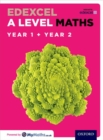 Edexcel A Level Maths: Year 1 and 2 Combined Student Book - Book
