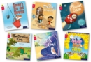 Oxford Reading Tree Story Sparks: Oxford Level 4: Mixed Pack of 6 - Book