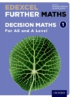 Edexcel Further Maths: Decision Maths 1 Student Book (AS and A Level) - Book