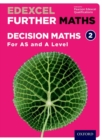 Edexcel Further Maths: Decision Maths 2 Student Book (AS and A Level) - Book