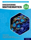 Discovering Mathematics: Student Book 2A - Book