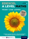 Edexcel A Level Maths: Bridging Edition : Year 1 / AS Level Student Book - Book