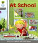 Oxford Reading Tree: Level 1: Wordless Stories A: At School - Book