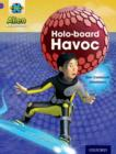 Project X: Alien Adventures: Purple: Holo-Board Havoc - Book