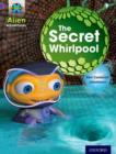 Project X: Alien Adventures: Purple: The Secret Whirlpool - Book