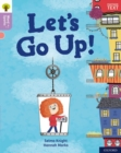Oxford Reading Tree Word Sparks: Level 1+: Let's Go Up! - Book