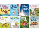 Oxford Reading Tree Word Sparks: Level 1+: Mixed Pack of 8 - Book