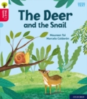 Oxford Reading Tree Word Sparks: Level 4: Little Deer and the Snail - Book