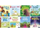 Oxford Reading Tree Word Sparks: Level 4: Mixed Pack of 8 - Book