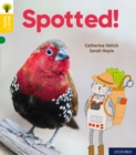 Oxford Reading Tree Word Sparks: Level 5: Spotted! - Book