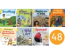 Oxford Reading Tree Word Sparks: Level 5: Class Pack of 48 - Book