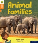 Oxford Reading Tree Word Sparks: Level 6: Animal Families - Book