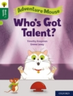 Oxford Reading Tree Word Sparks: Level 12: Who's Got Talent? - Book