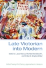 Late Victorian into Modern - Book