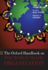 The Oxford Handbook on The World Trade Organization - Book