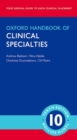 Oxford Handbook of Clinical Specialties - Mini Edition - Book
