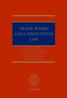 Trade Marks and Competition Law - Book