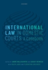 International Law in Domestic Courts : A Casebook - Book