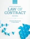 Koffman & Macdonald's Law of Contract - Book