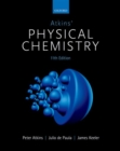 Atkins' Physical Chemistry - Book