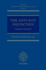 The Anti-Suit Injunction - Book