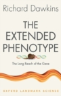 The Extended Phenotype : The Long Reach of the Gene - Book