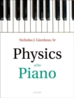 Physics of the Piano - Book