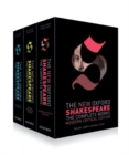 The New Oxford Shakespeare: Complete Set : Modern Critical Edition, Critical Reference Edition, Authorship Companion - Book