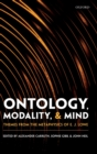 Ontology, Modality, and Mind : Themes from the Metaphysics of E. J. Lowe - Book