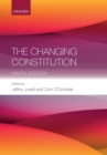 The Changing Constitution - Book