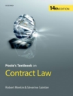 Poole's Textbook on Contract Law - Book